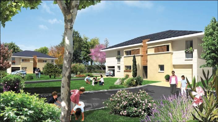 Photo de la résidence Les Jardins de l'Ambassadeur