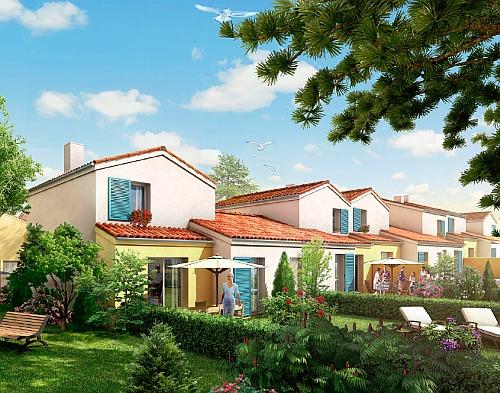 Photo de la résidence Le Clos Sainte Marie