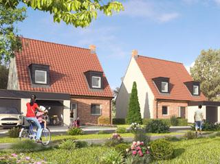 Photo de la résidence Hameau de la Chenaie