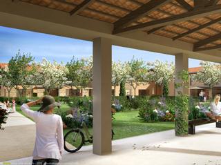 Photo de la résidence CAMPAGNE MIRABEAU