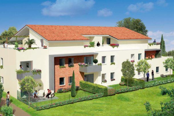 Photo de la résidence Le Domaine de Gameville