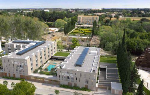 Photo de la résidence Le Flaugergues