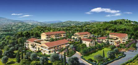 Photo de la résidence Les Jardins de Toscane