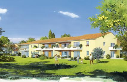 Photo de la résidence Les Villas Bellerive