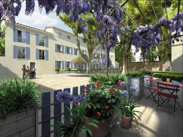 Photo de la résidence Carre Vernet