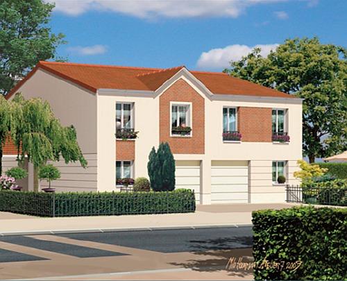Photo de la résidence Les Residences de la Grillonnais